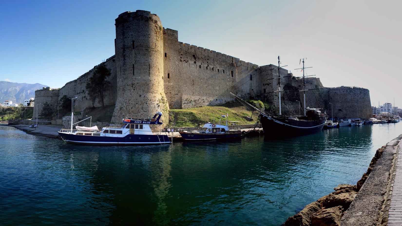 Kyrenia Castle 171 North Cyprus Tourism Centre